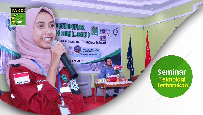 Seminar Teknologi Terbarukan